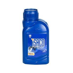 روغن ترمز آبی شرکتی ایساکو 250 ml