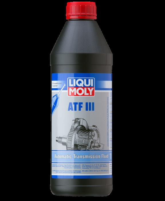 روغن گیریبکس (ATF III (AUTOMATIC لیکومولی