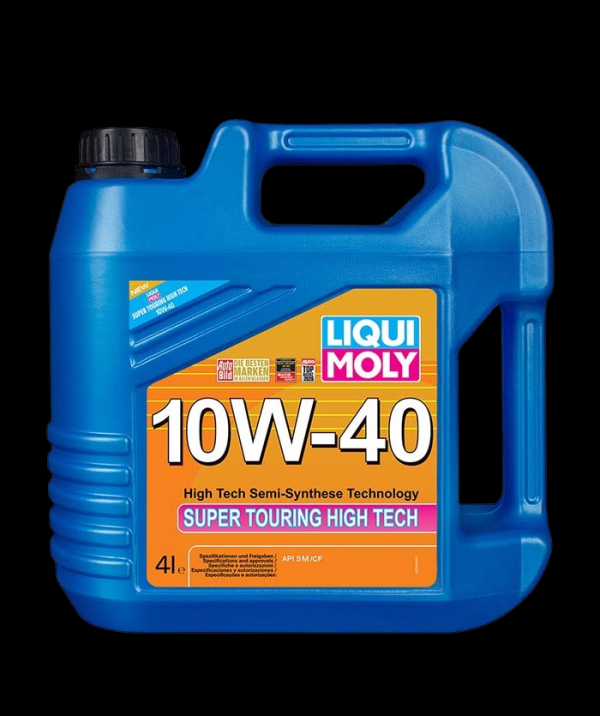 روغن موتور 10w40 لیکومولی 4 لیتری سوپر تورینگ