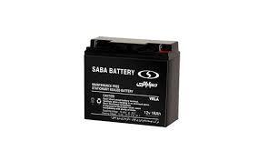 باتری 18 آمپر 12 ولت صبا ups
