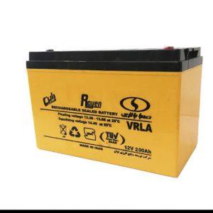 باتری 200 آمپر 12 ولت صبا ups