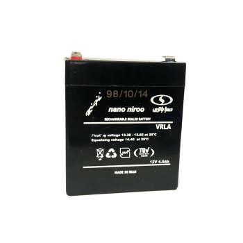 باتری 4.5 آمپر 12 ولت صبا ups