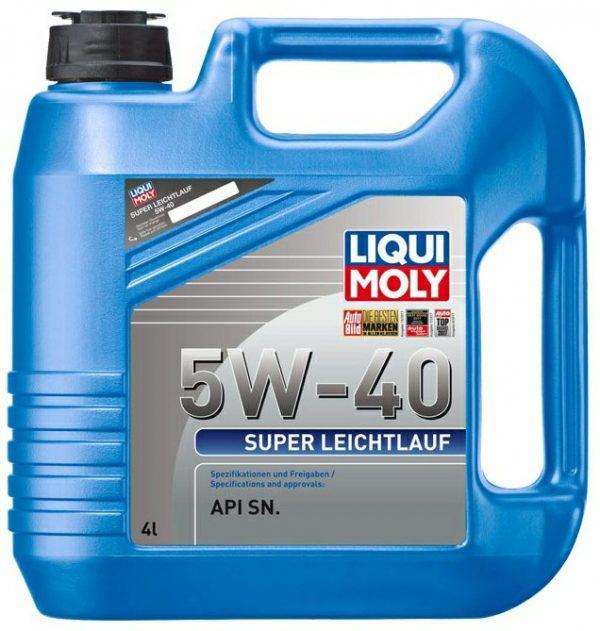 روغن موتور 5w40 لیکومولی 4 لیتری