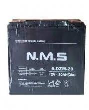 باتری موتور سیکلت 20 آمپر NMS