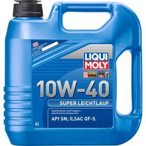 روغن موتور 10w40 لیکومولی 5 لیتری
